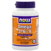 Omega 3-6-9 1000 мг (100капс)